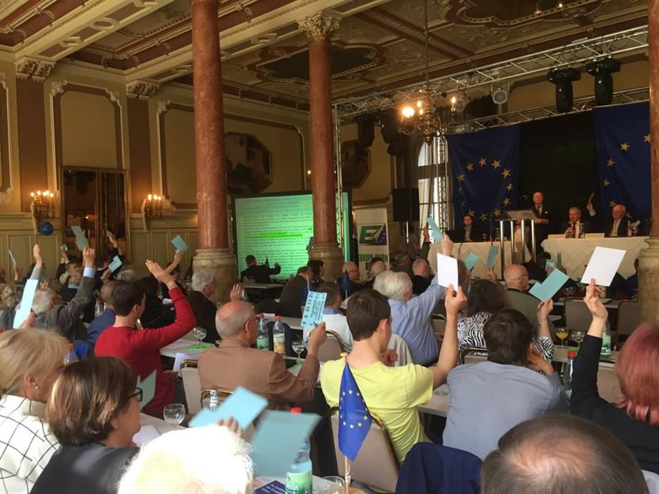 Gemeinsame Resolution mit der Europa-Union: 60 Jahre Römische Verträge