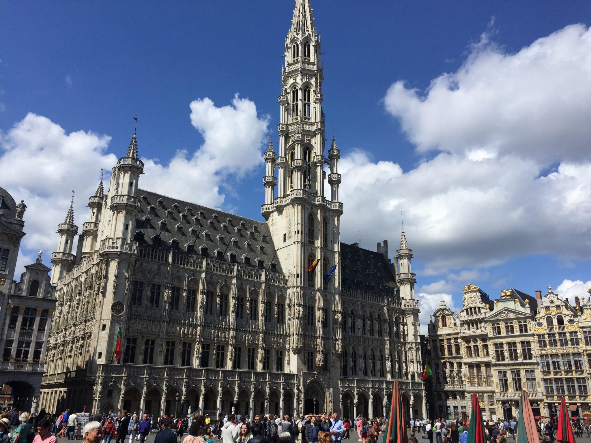 Bericht zur Brüsselfahrt der JEF Bayern
