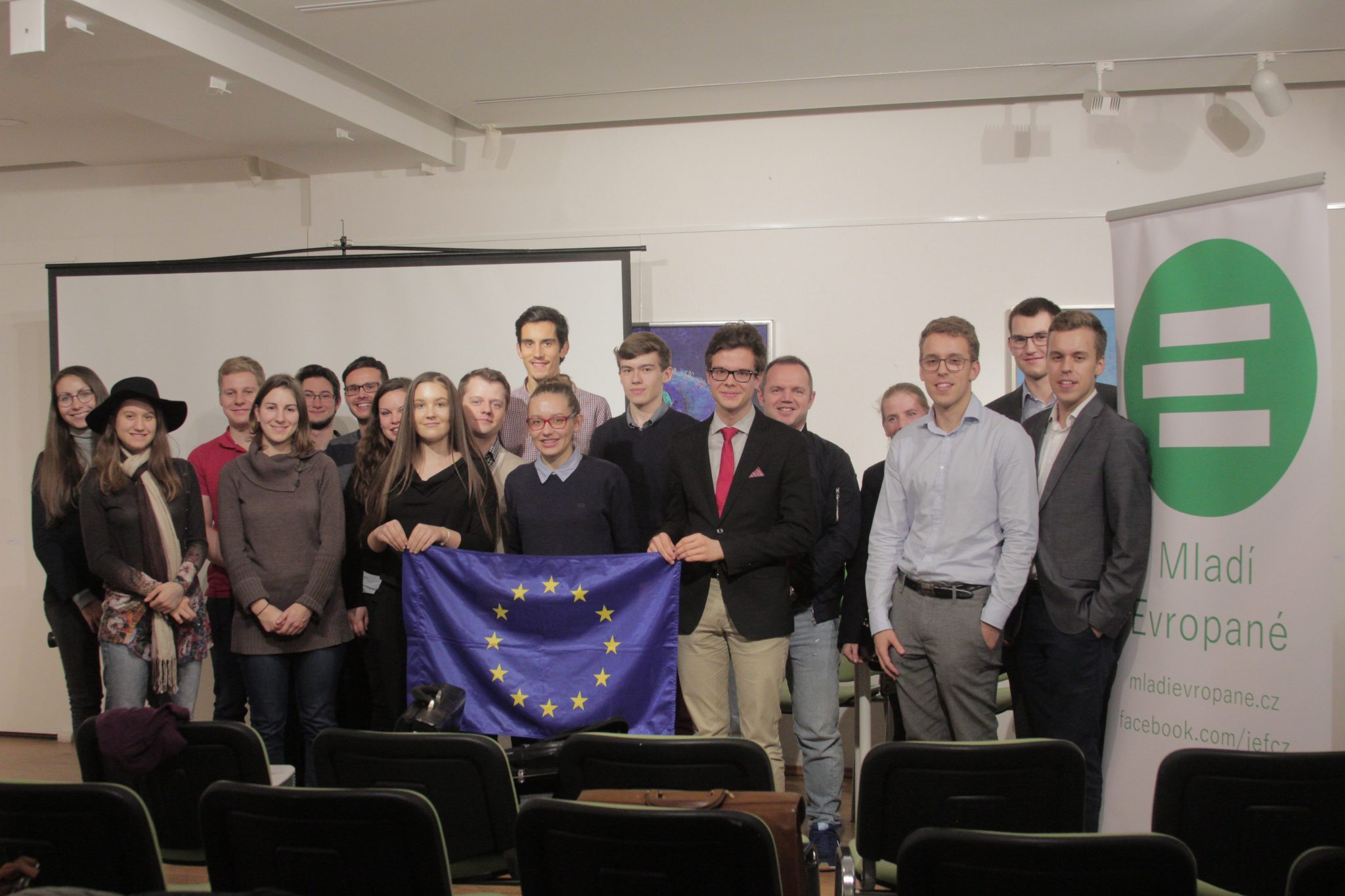 Report for the JEF media conference in Prague (23.-26.11.2017)