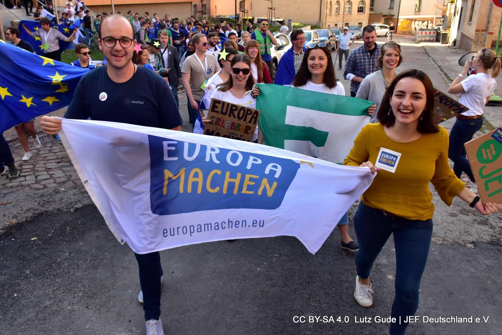 Das Narrativ der starken Nation überwinden, um die Zukunft zu gestalten #europamachen
