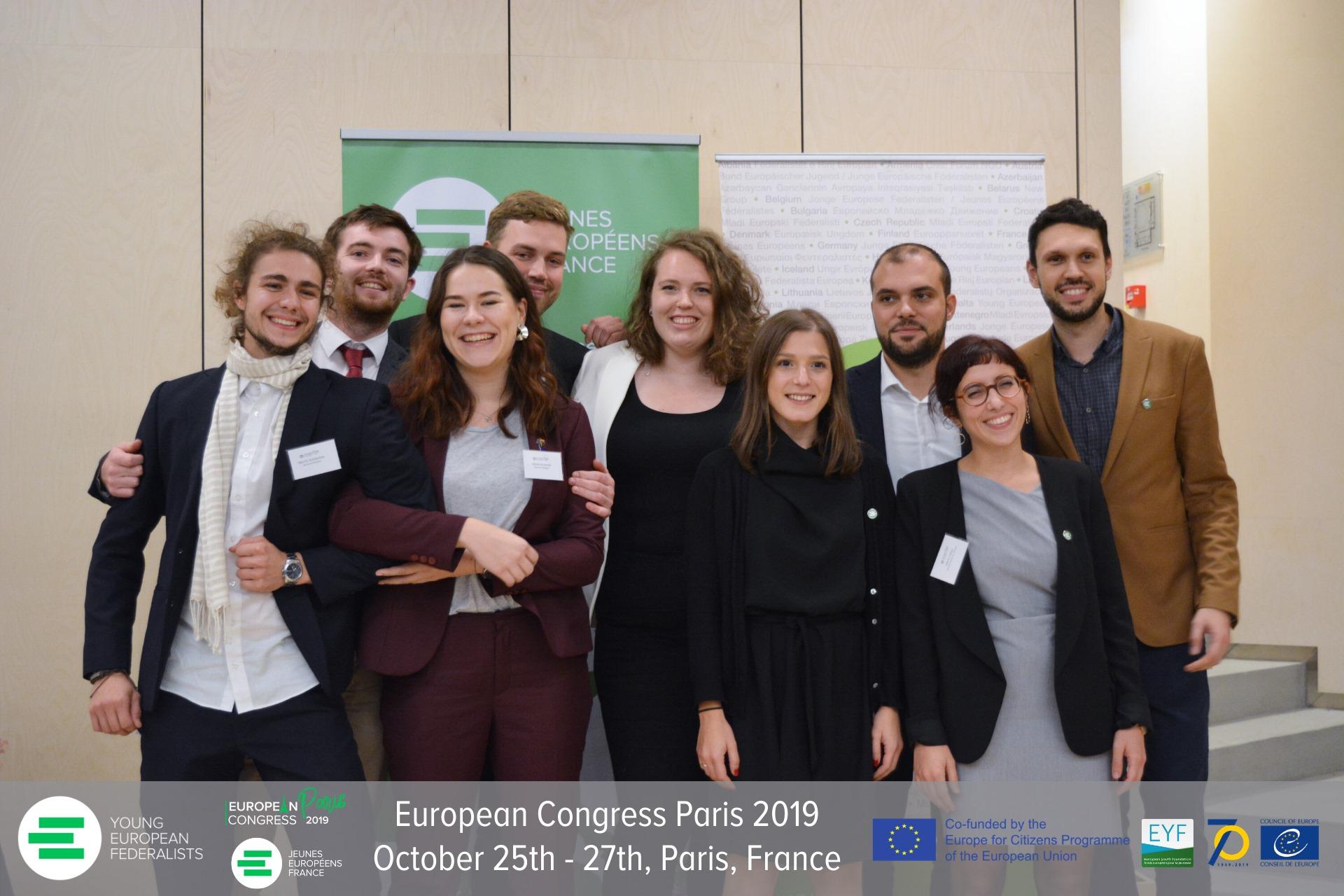 Der Europäische Kongress 2019 – emotionale Abschiede und intensive Diskussionen